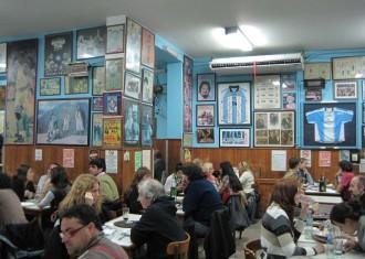 Pizzaria El Cuartito Buenos AIres