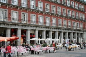 Plaza Mayor, Madri