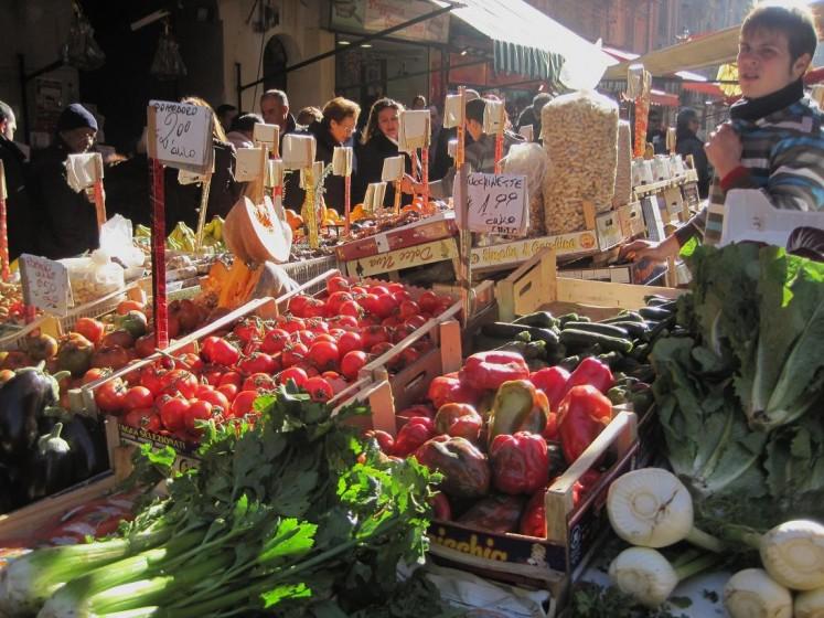 mercado do capo palermo