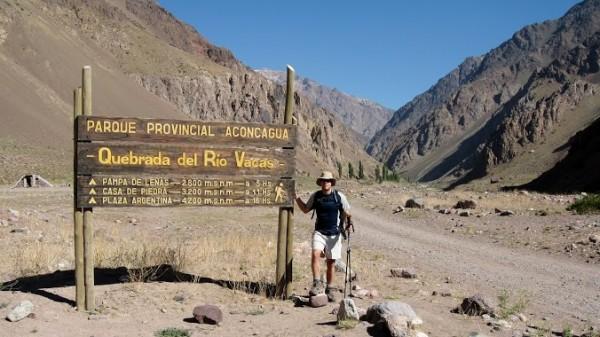 O Paul no começo da aventura