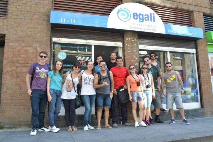 Sede da Egali em Dublin. Foto: Egali
