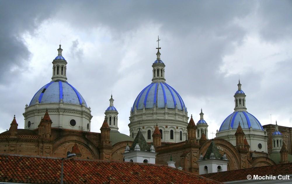Cuenca, uma joia equatoriana