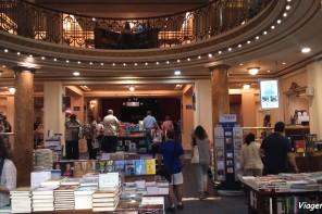 Livraria Ateneo, uma das mais belas do mundo