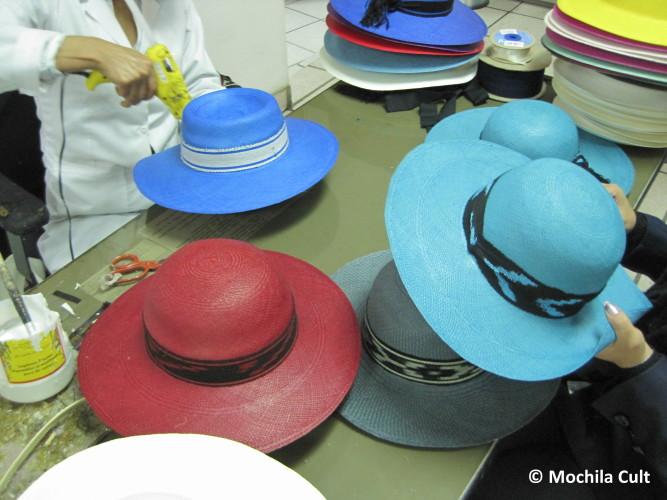 Chapéu panamenho, descubra onde é fabricado