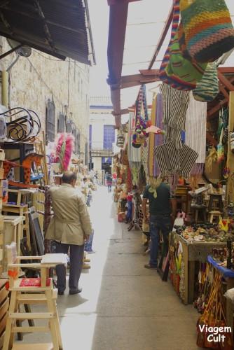 Pasaje Rivas, um bom lugar para comprar artesanato