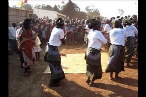 Danças típicas de Moçambique