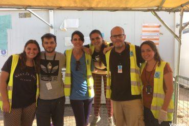 Como ser voluntário em um campo de refugiados