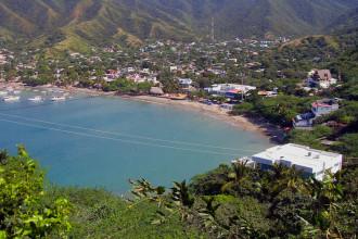Taganga, uma praia colombiana desconhecida pra mim