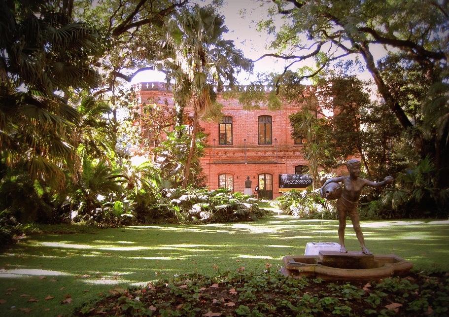 jardim rosas buenos aires:Jardim Botânico, ótimo lugar para descansar
