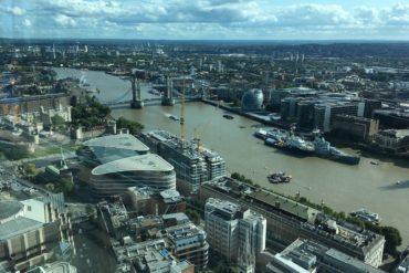 Sky Garden, a melhor vista de Londres