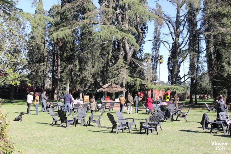 Buenos Aires, dia de campo e muito relax